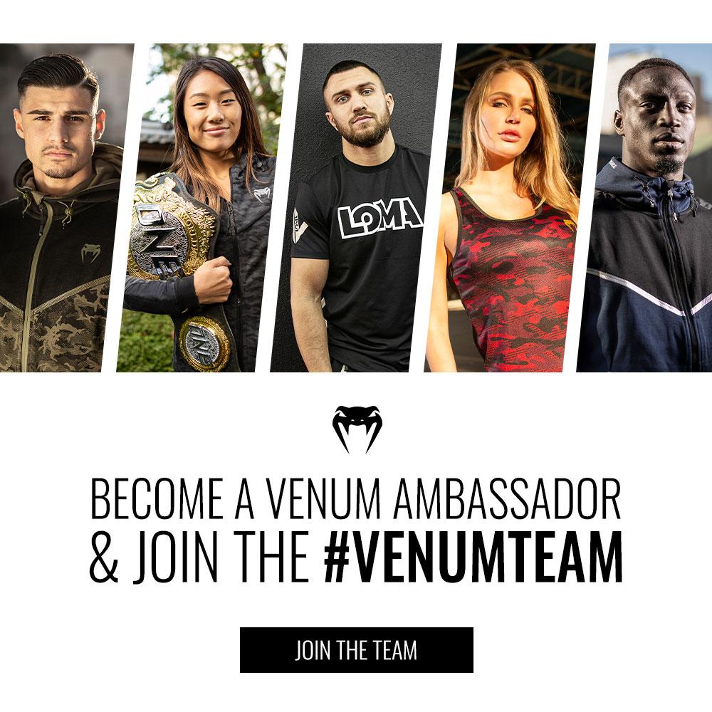 Venum ambassador
