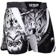 Venum Devil Fightshorts - White/Black