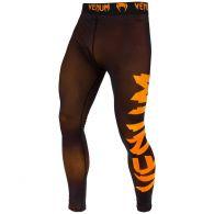 Venum Giant Compression Tights - Black/Neo Orange