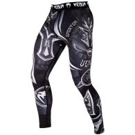 Venum Gladiator 3.0 Compression Tights - Black/White