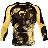 베넘 테크니컬 컴프레션 티셔츠 - 긴팔 - 블랙/옐로우