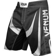 Venum Predator Fightshorts  - Black/White