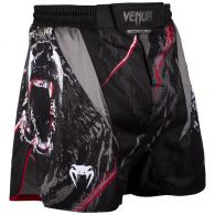 Venum Grizzli Fightshorts - Black/White