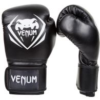 Venum Contender Boxing Gloves - Black