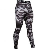 Venum Camo Hero Spats - White/Black