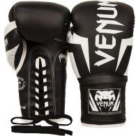 Venum Elite Boxing Gloves - with Laces