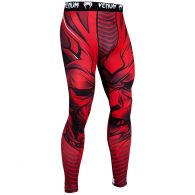 Venum Bloody Roar Compression Tights - Red