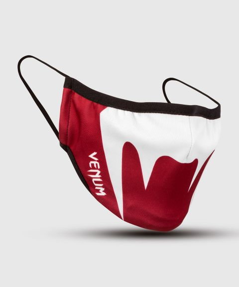 VENUM FACE MASK - BURGUNDY