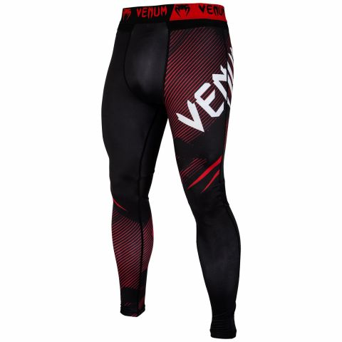 Venum NoGi 2.0 Compresssion Tights - Black