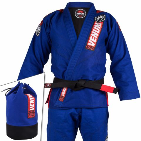 Venum Elite 2.0 BJJ Gi - (Bag Included) - Blue