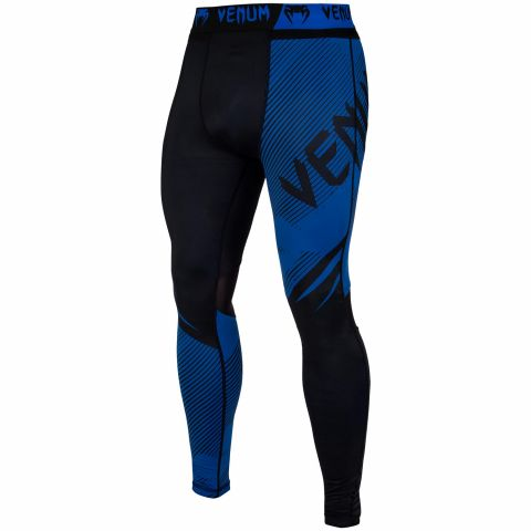 Venum NoGi 2.0 Compresssion Tights - Black/Blue