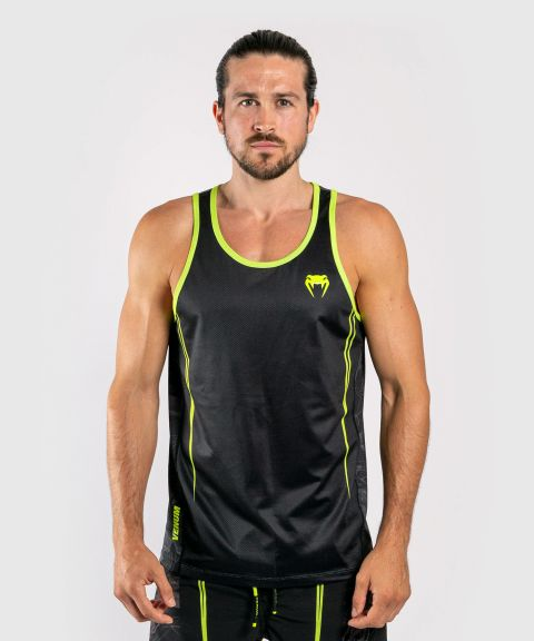 Venum Aero 2.0 Tank Top - Black/Neo Yellow