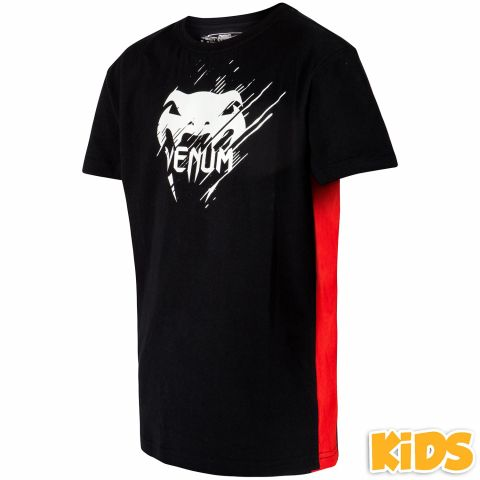 Venum Contender Kids T-shirt - Black/Red