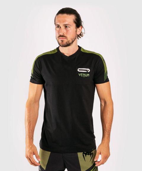 Футболка Venum Cargo  - Черный/Зеленый