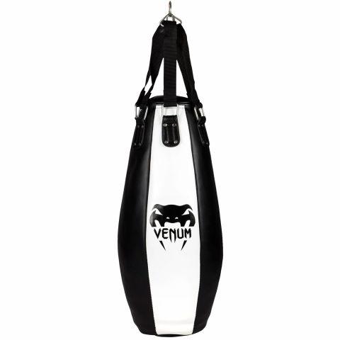 Venum Tear Drop Bag - Black/Ice - 110cm/35kg - Filled