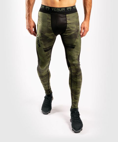 Venum Trooper Tights - Forest camo/Black