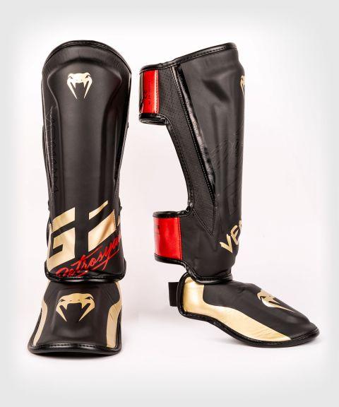 Venum Petrosyan 2.0 Shinguards - Black/Gold