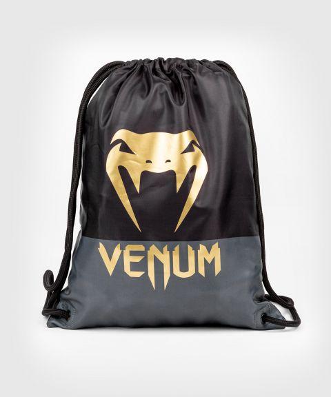 Сумка на затягивающемся шнурке Venum Classic - Черный/Бронзовый