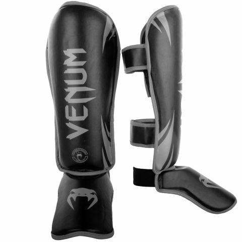 Venum Challenger Standup Shin guards - Black/Grey