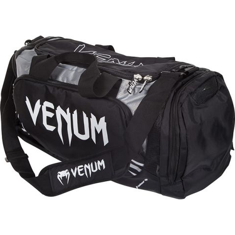 Venum Trainer Lite Sports Bag - Black/Grey