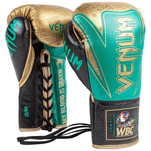 Боксерские перчатки Venum Hammer Pro - WBC ограниченная серия