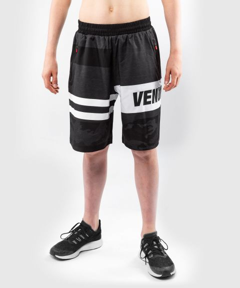 Venum Bandit training shorts - for kids - Black/Grey