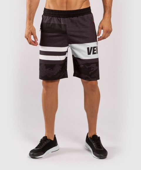 Venum Bandit Training Short - Black/Grey
