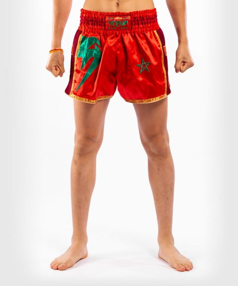 Venum MT Flags Muay Thai Shorts - Marocco Flag