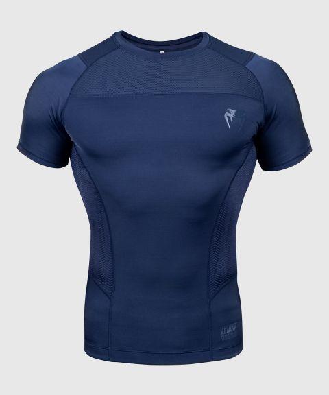 Рашгард Venum G-Fit 2.0 — Короткий рукав - Темно-синий