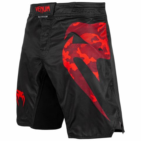 Venum Light 3.0 Fightshorts - Black/Red