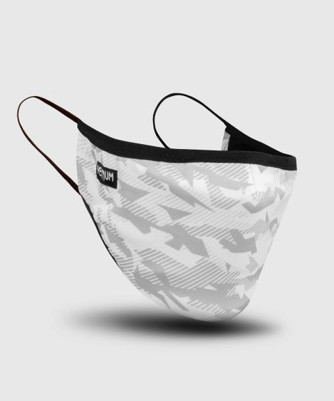 VENUM FACE MASK – WHITE/CAMO