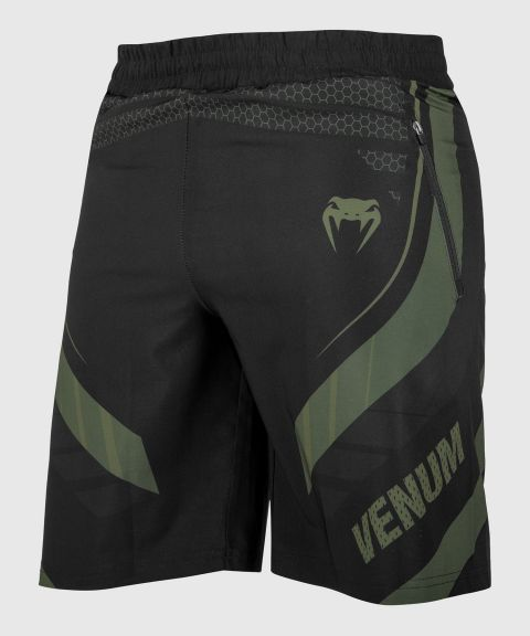 Venum Technical 2.0 Training Shorts - Black/Khaki - Exclusive
