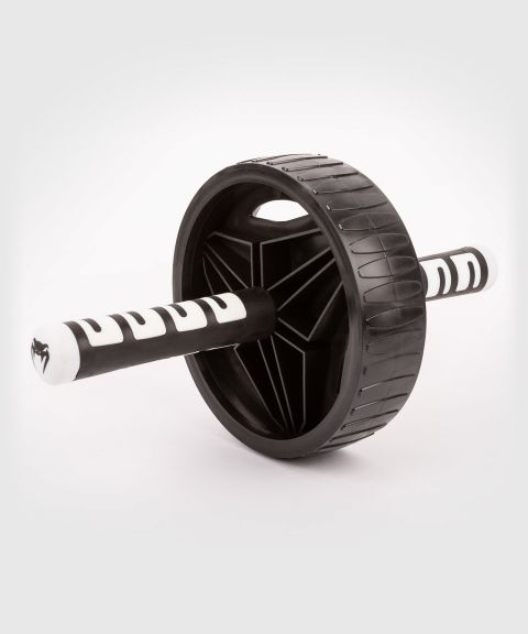 Ролик для пресса Venum Challenger - Черный/Белый