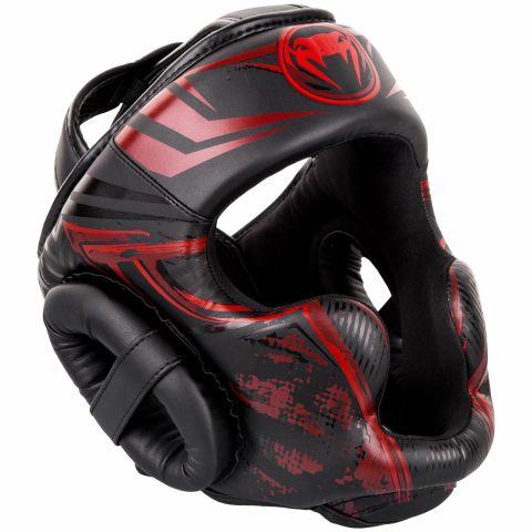 Защитный шлем Venum Gladiator 3.0 - Черный/Красный