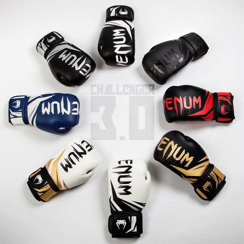 Venum Challenger 3.0 Boxing Gloves Bundle Set