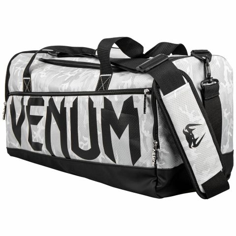 Venum Sparring Sport Bag - White/Camo