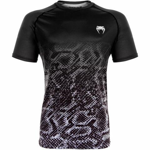 Venum Tropical Dry Tech T-Shirt - Black/Grey