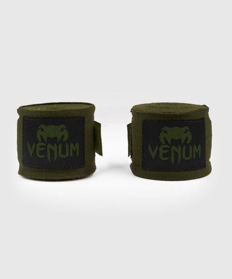 Venum Kontact Boxing Handwraps - 4m - Khaki/Black