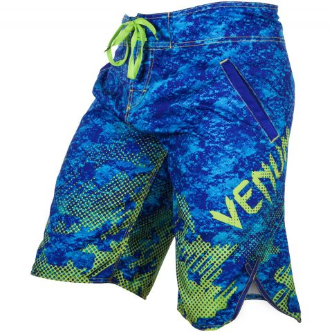 Venum Tramo Boardshorts - Blue/Heather Grey