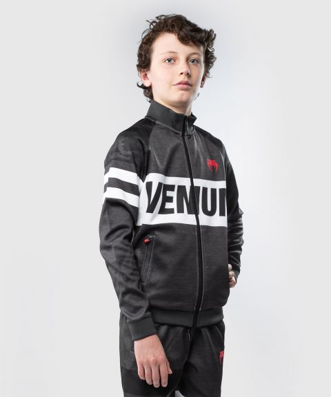 Venum Bandit jacket - for kids - Black/Grey