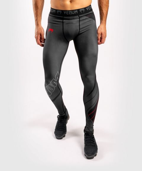 Venum Contender 5.0 Tights - Black/Red