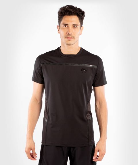 Venum G-Fit Dry-Tech T-shirt - Black/Black