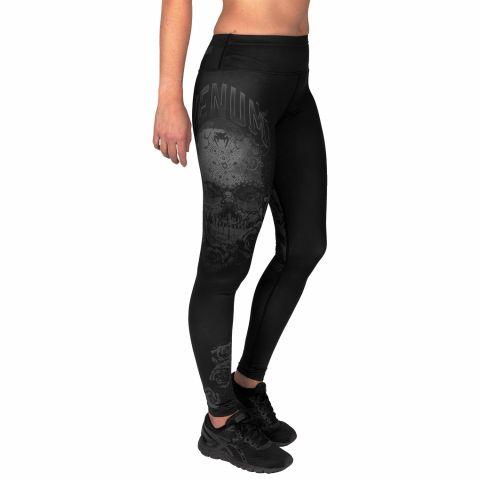 Venum Santa Muerte 3.0 Leggings - For Women - Black/Black