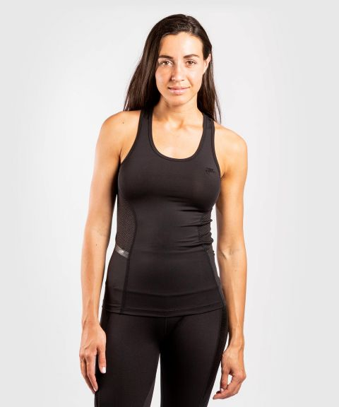 Venum G-Fit Dry-Tech Tank Top - For Women - Black/Black