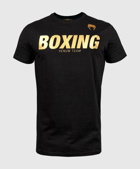베넘 복싱 VT 티셔츠 - 블랙/골드