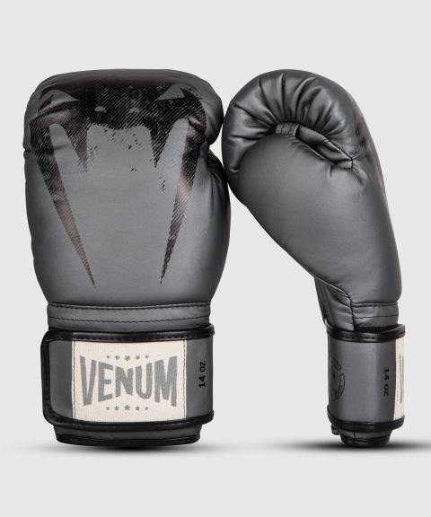 Venum Giant Sparring Boxing Gloves - Grey