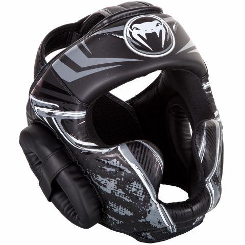 Защитный шлем Venum Gladiator 3.0 - Черный/Белый