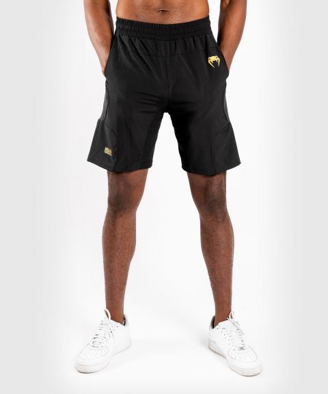 Venum G-Fit Training Shorts - Black/Gold