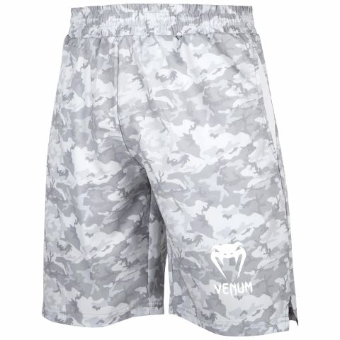 Venum Classic Training Shorts - White/Camo