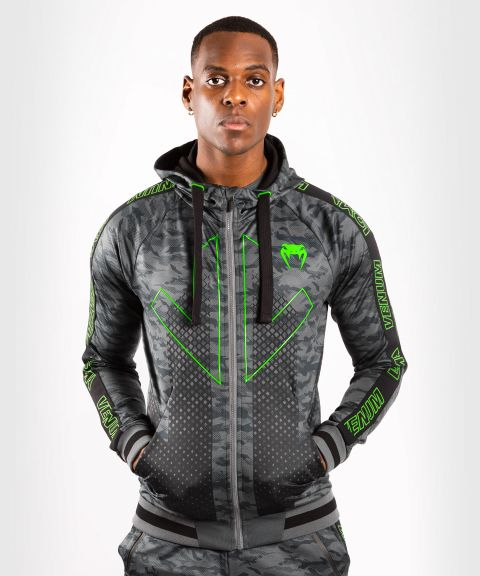 Venum Arrow Loma Signature Collection Hoodie - Dark Camo